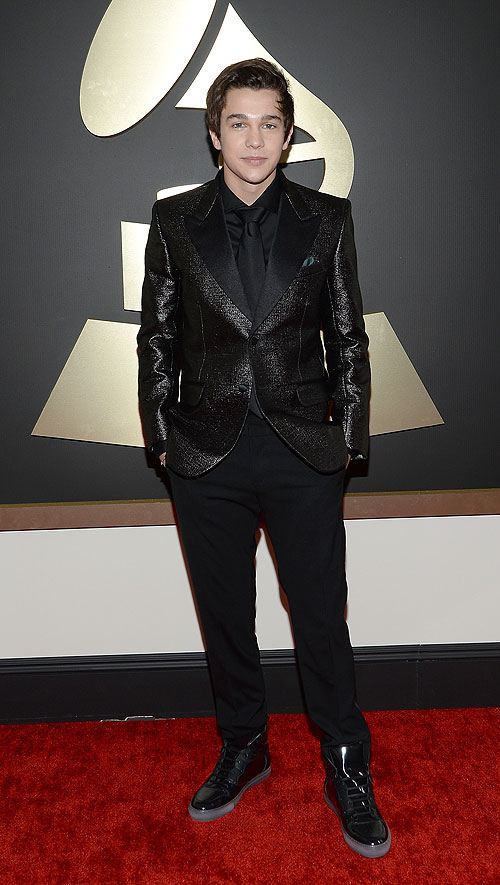Austin Mahone, Premios Grammy 2014