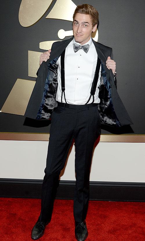 Kendall Schmidt, Premios Grammy 2014