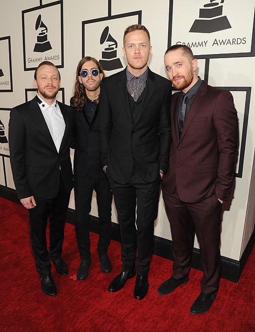Premios Grammy 2014, Imagine Dragons