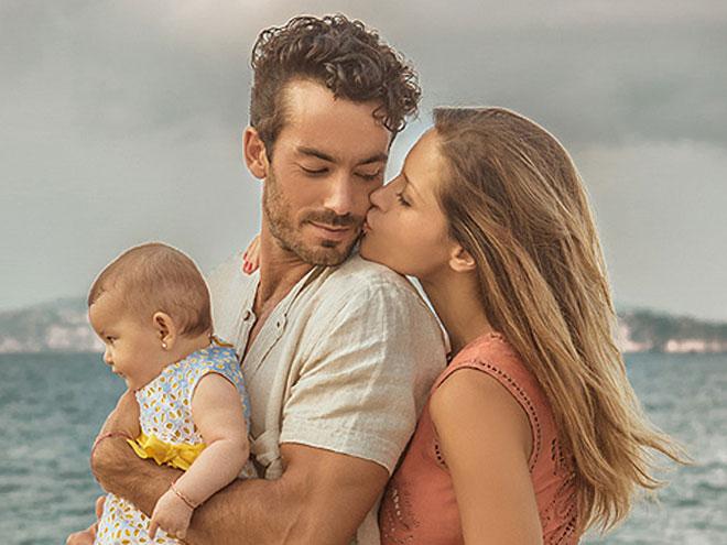 Lola Ponce, Aarón Díaz, Erin