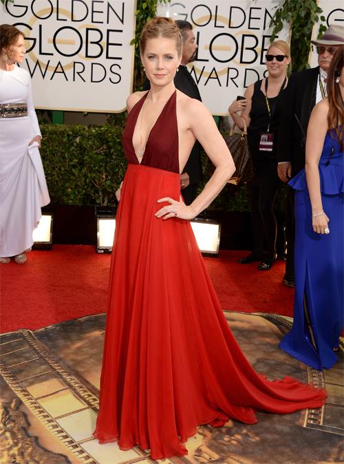 AMY ADAMS, Golden Globes 2013 Ellas