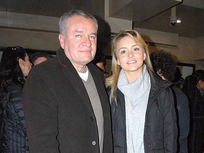 José Alberto Castro y Angelique Boyer