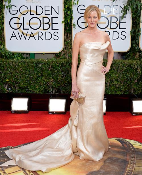 Golden Globes 2014 ellas, ANNA GUNN
