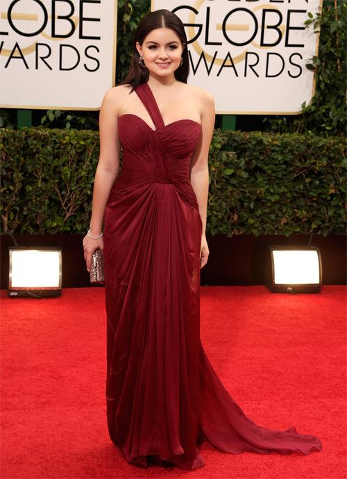 ARIEL WINTER, Golden Globes 2013 Ellas