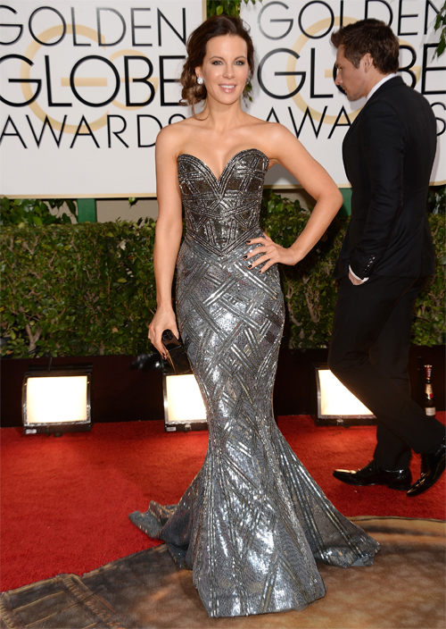 Golden Globes 2013 Ellas, KATE BECKINSALE