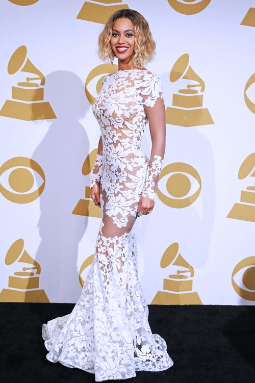 Grammy 2014 Ellas, Beyoncé