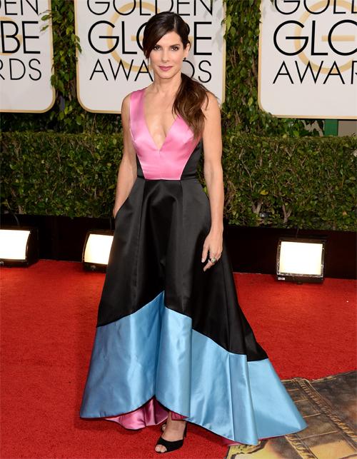 Golden Globes 2013 Ellas, SANDRA BULLOCK