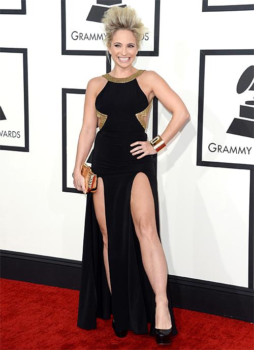 Grammy 2014 Ellas, Cara Quici