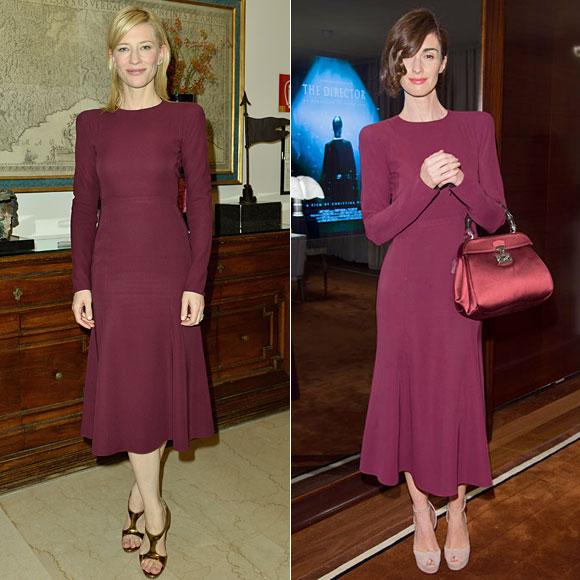 Cate Blanchett, paz vega, Dos mujeres