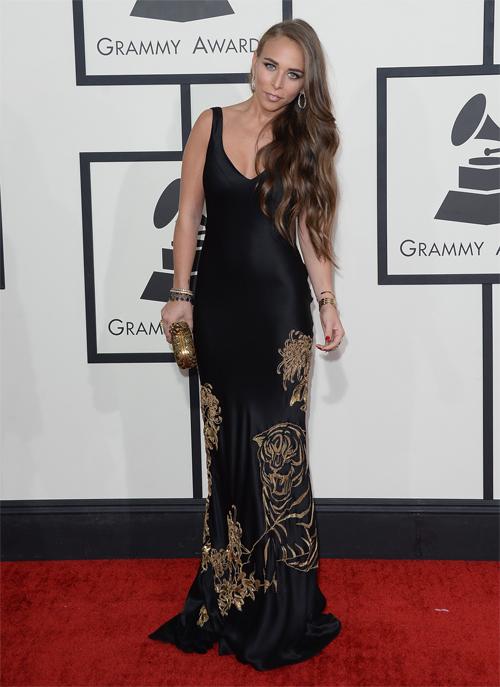 Grammy 2014 Ellas, CHLOE GREEN