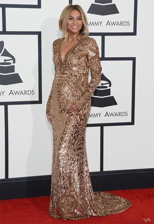 Grammy 2014 Ellas, Ciara