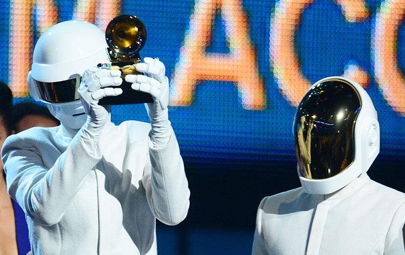 Daft Punk, Grammy, 2014