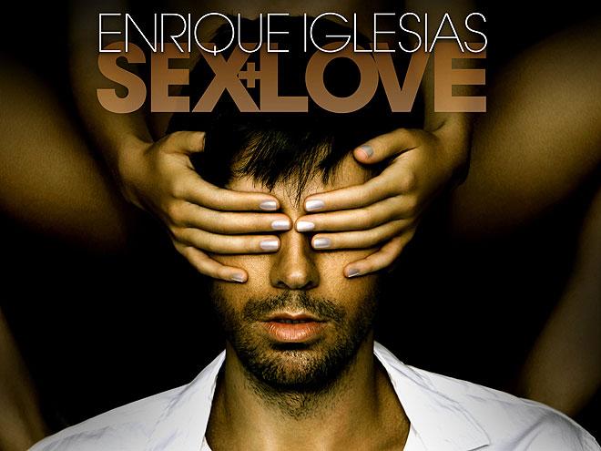 Enrique Iglesias, SEX+LOVE, portada, album, disco