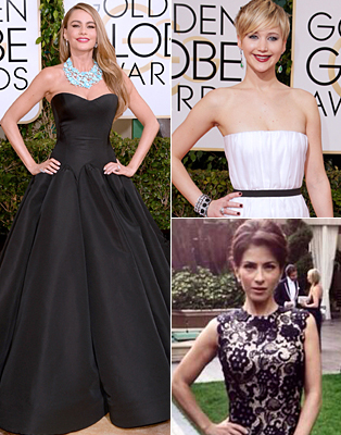 Golden Globes 2014 Ellas