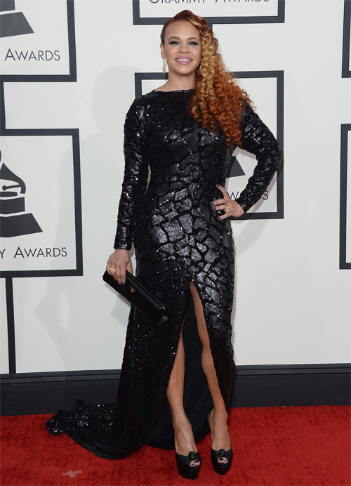 Grammy Ellas 2014, FAITH EVANS