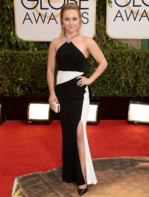 Golden Globes 2013 Ellas, Hayden Panettiere