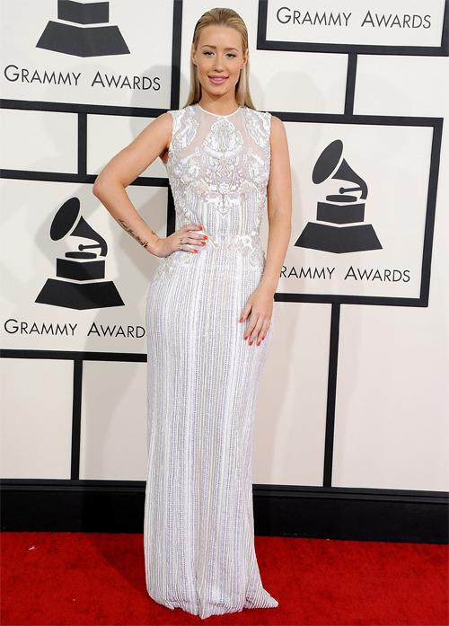 Grammy 2014 Ellas, Iggy Azalea