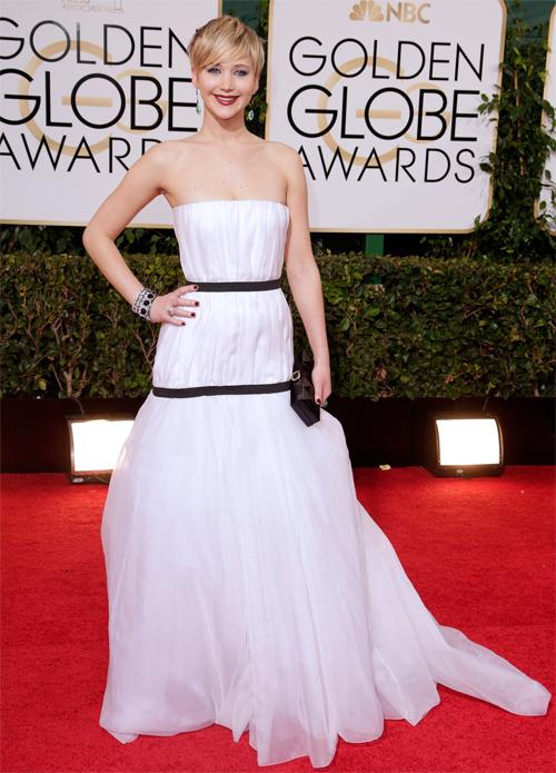 Golden Globes 2013 Ellas, Jennifer Lawrence