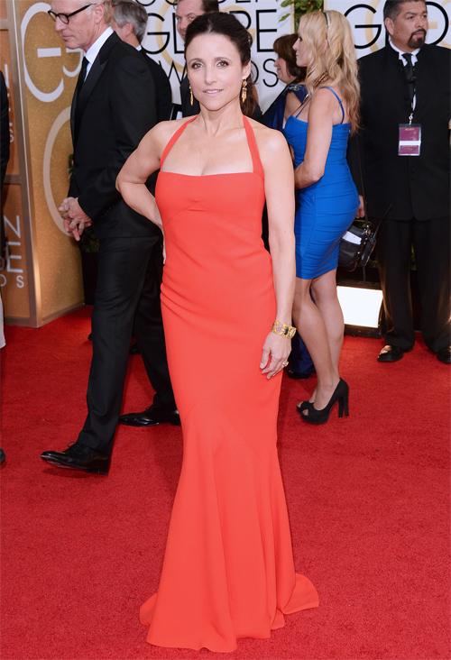 Golden Globes 2013 Ellas, Julia Louis-Dreyfus