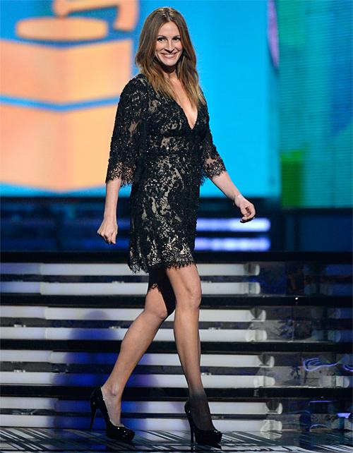 Grammy 2014 Ellas, Julia Roberts