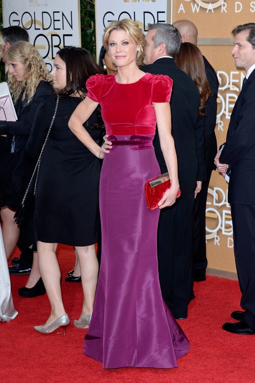 Golden Globes 2013 Ellas, JULIE BOWEN