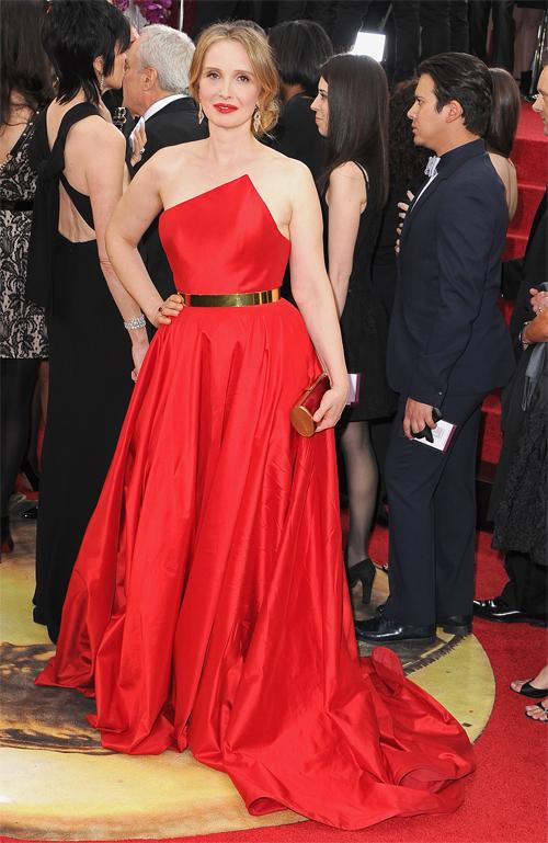 Golden Globes 2013 Ellas, JULIE DELPY