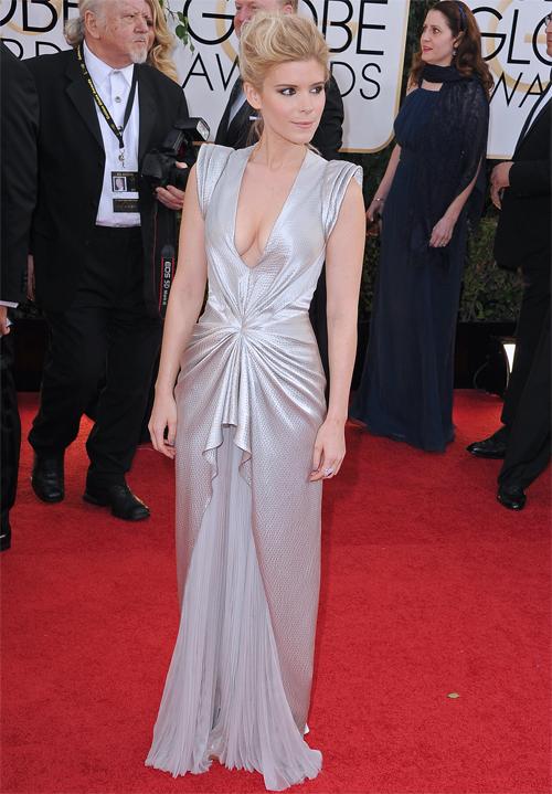 Golden Globes 2013 Ellas, KATE MARA