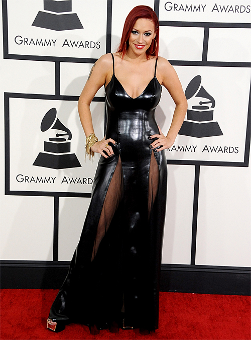 Premios Grammy 2014, KAYA JONES