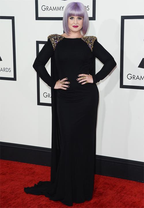Premios Grammy 2014 ellas, KELLY OSBOURNE