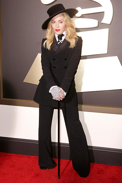 Premios Grammy 2014 Ellas, MADONNA