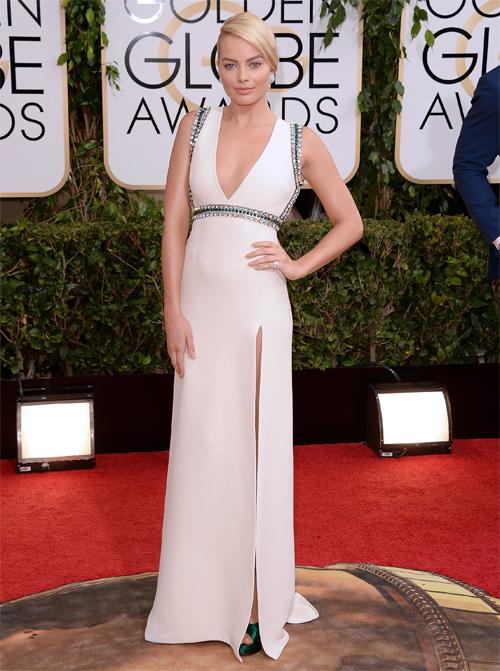 Golden Globes 2014 Ellas, MARGOT ROBBIE