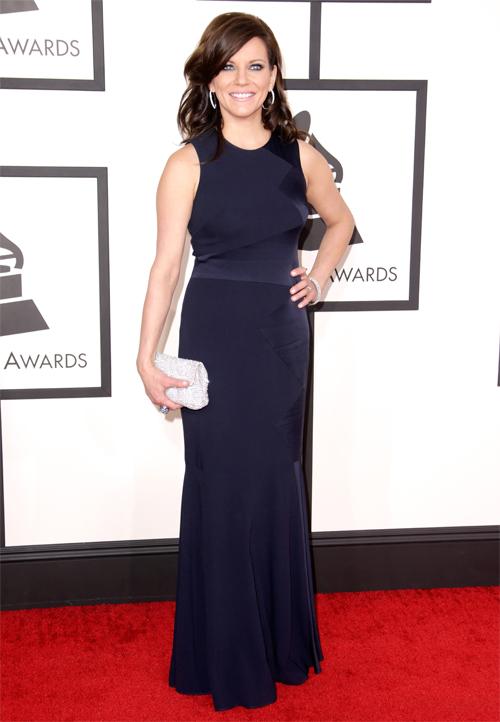 Grammy 2014 Ellas, Martina McBride