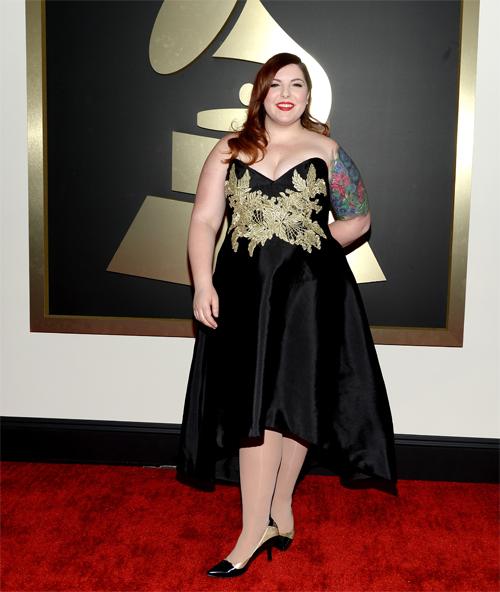 Grammy 2014 Ellas, MARY LAMBERT