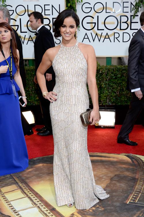 Golden Globes 2013 Ellas, Melissa Fumero