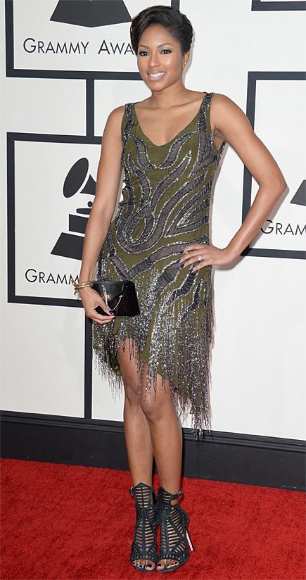 Premios Grammy 2014 ellas, Alicia Quarles