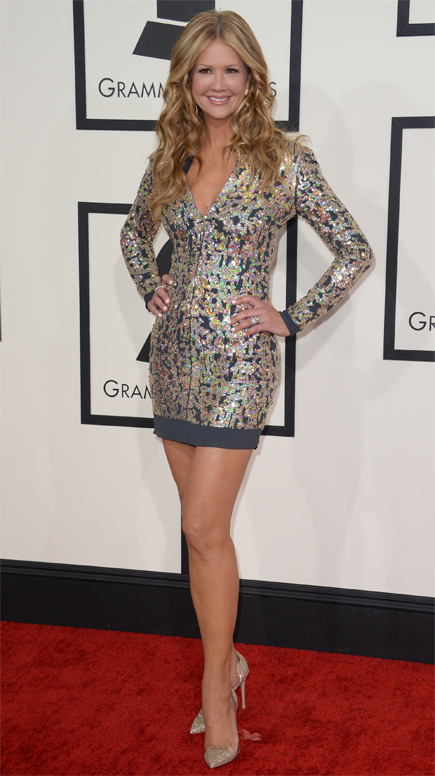 Premios Grammy 2014 ellas, NANCY O'DELL