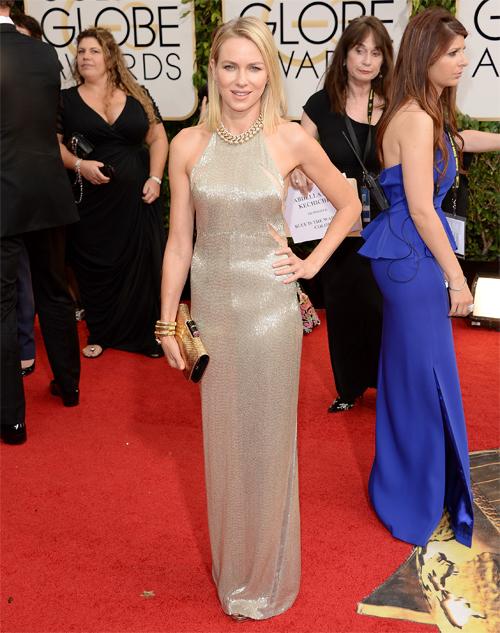 NAOMI WATTS, Golden Globes 2013 Ellas