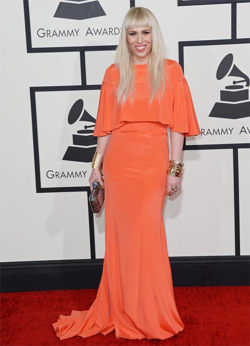 Premios Grammy 2014 ellos, NATASHA BEDINGFIELD