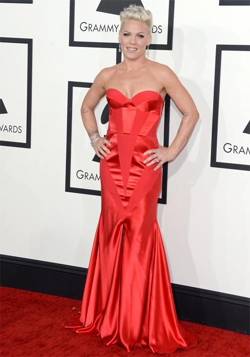 Premios Grammy 2014 Ellas, PINK
