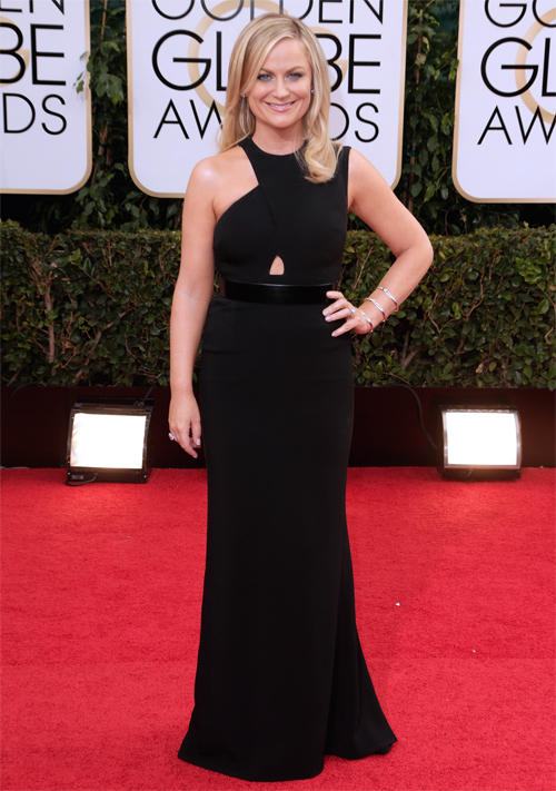 AMY POEHLER, Golden Globes 2013 Ellas