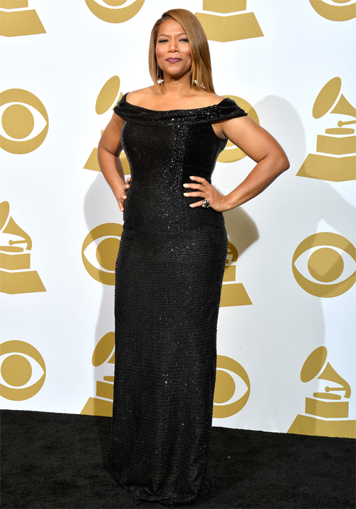 Grammy 2014 Ellas, QUEEN LATIFAH
