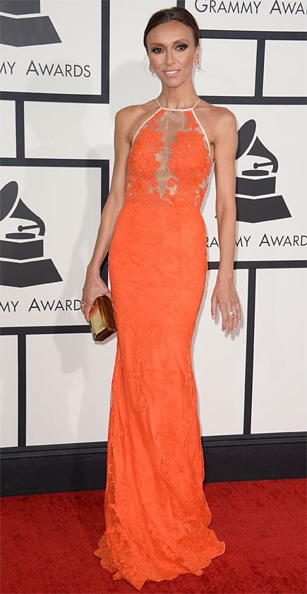 Premios Grammy 2014 ellas, GUILIANA RANCIC