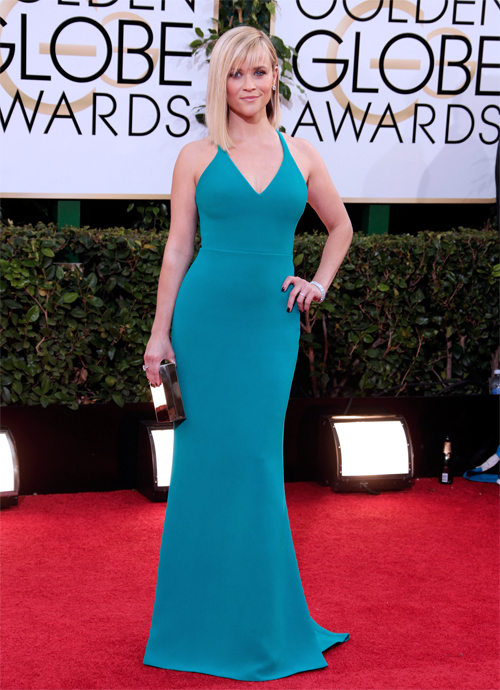 Golden Globes 2013 Ellas, REESE WITHERSPOON