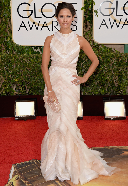 Golden Globes 2013 Ellas, Rocsi Díaz