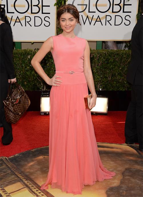 Golden Globes 2013 Ellas, Sarah Hyland