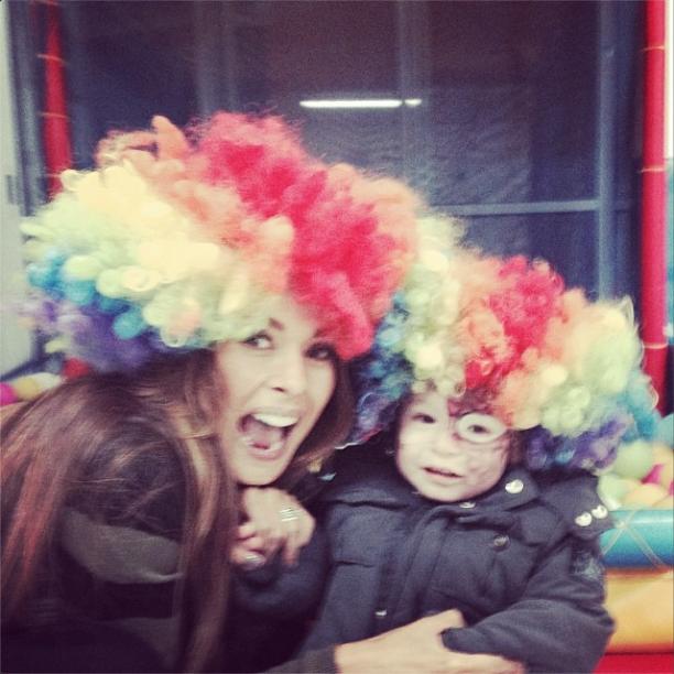 Galilea Montijo, Mateo, bebés en Instagram