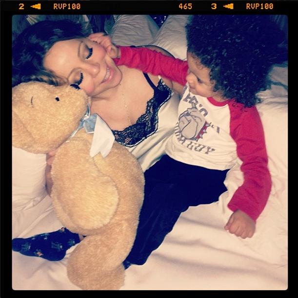 Mariah Carey, Moroccan