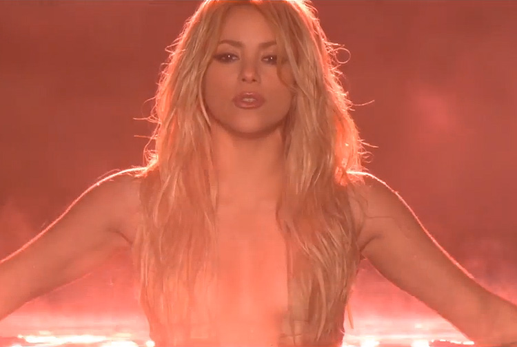 """Shakira, Rihanna, """"Can't Remember To Forget You"""", video"""