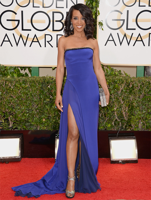 Golden Globes 2013 Ellas, SHAUN ROBINSON