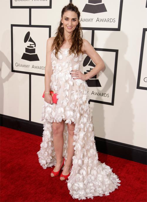 Grammy 2014 Ellas, Sara Bareilles